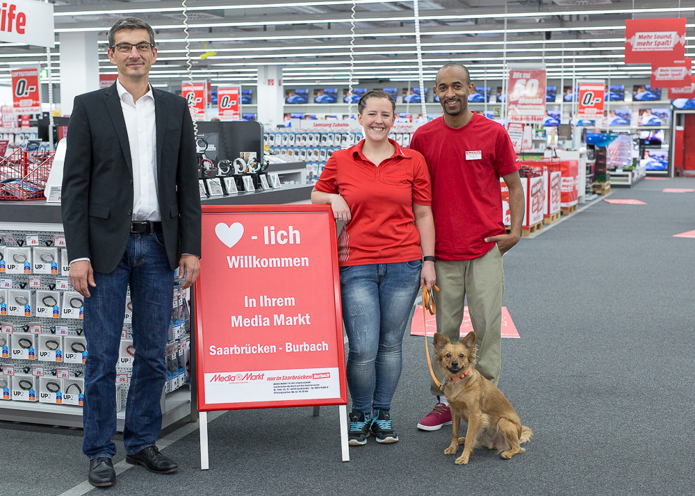 mediamarkt saarbr cken auf den saarterrassen ich darf mit rein. Black Bedroom Furniture Sets. Home Design Ideas