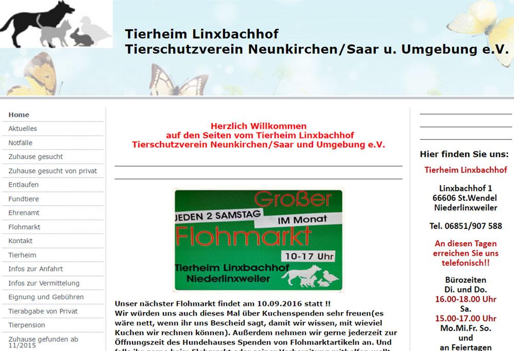 Tierheim Linxbachhof
