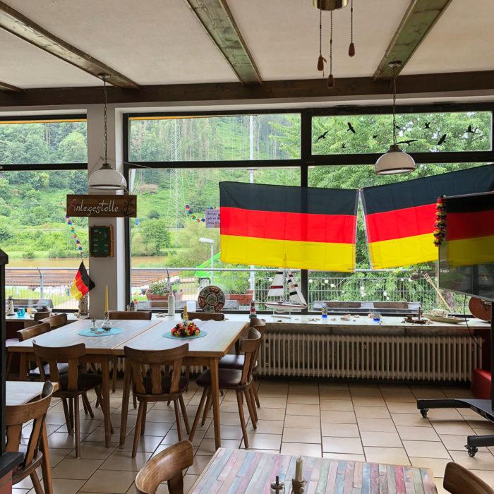 Bootshaus Renegades Saar in Dillingen