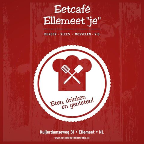 Eetcafé Ellemeetje in Ellemeet