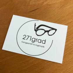271Grad – Optikfachgeschäft