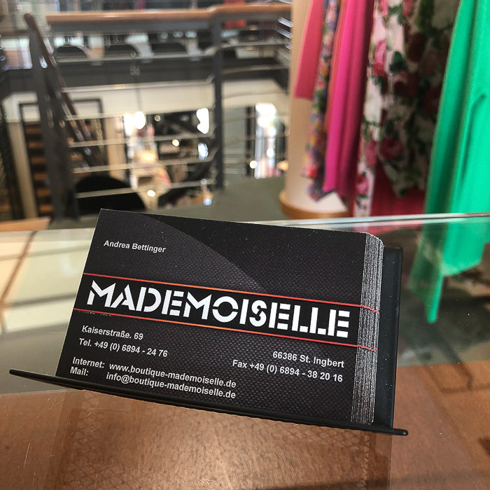 Boutique Mademoiselle in St. Ingbert