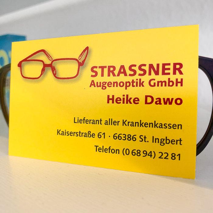 Strassner Optik St. Ingbert