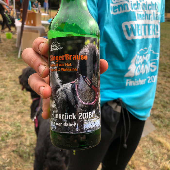 wir bei camp canis